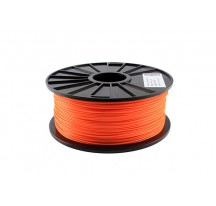 3DFM PLA Filament- Fluorescent Orange