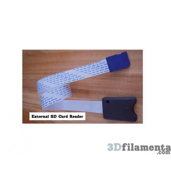 SD/SDHC Card Reader Deluxe