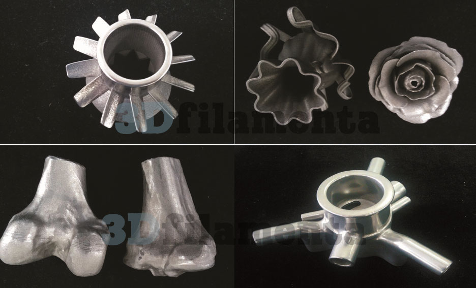 SS316L Stainless Steel 3D Printing Powder Parts
